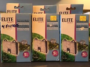 Elite Hush 5 (14 replacement carbon filters) Strathcona County Edmonton Area image 1
