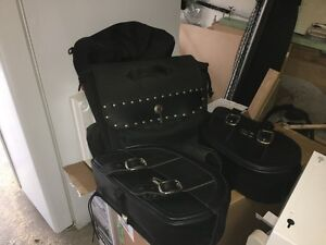 Leather Saddle Bags Cornwall Ontario image 2