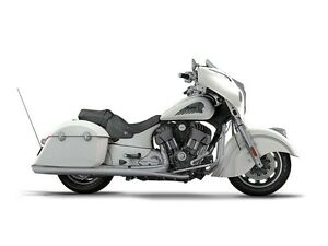 2017 Indian Chieftain White Smoke