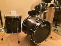 Pearl Vision Birch Shell Pack with Pearl Joey Jordison Snare