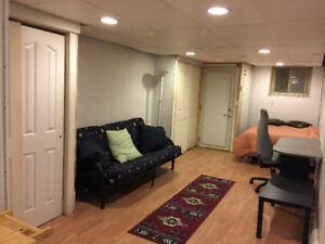 Furnished bachelor next to UNB all inclusive $750