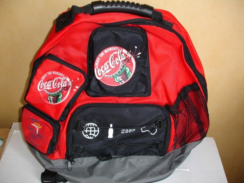 Unused Sydney  2000 Olympics Coca Cola Shoulder Bag