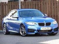BMW M235i 3.0 M235i Auto 2dr (start/stop) PETROL AUTOMATIC 2014/14