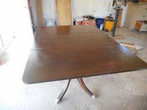 Antigonish:  Duncan Phyfe Table