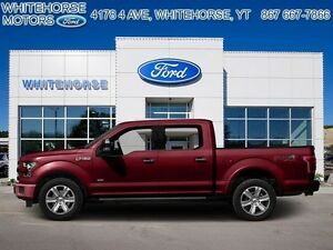 2015 Ford F-150 4X4-SUPERCREW XLT-157 WB   - $259.95 B/W