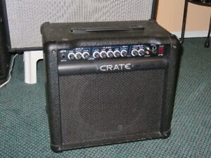 Crate GT30 Amp in Excellent Condition For Sale