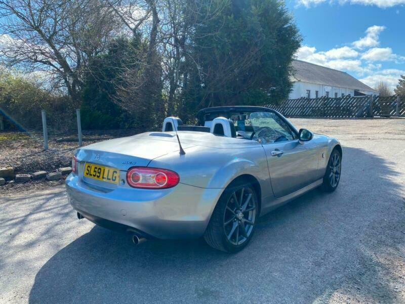 SOLD/ 59 MAZDA MX-5 2.0i SPORT TECH CONVERTIBLE 2DR,57,000 MILES F/S/H