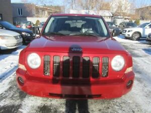 Jeep Patriot 4WD 4dr NORTH EDITION 4X4 TOIT OUVRANT 2008