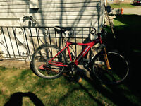Mongoose Pro Nx 7.3. mountain bike