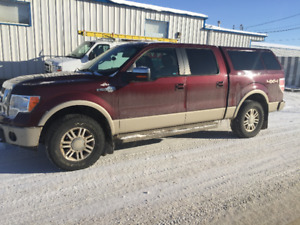 2009 Ford F-150 SuperCrew King Ranch Pickup Truck