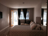 Furnished Bachelor Apartment - Appartement meublé baccalaureate