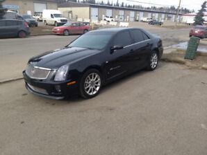 CADILLAC STS-V  117k 4.4 L SUPERCHARGED 485 HP