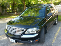 2004 Chrysler Pacifica SUV, Crossover    Emission tested