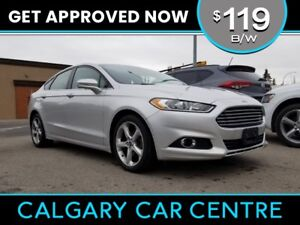2016 Fusion $119B/W TEXT US FOR EASY FINANCING! 587-582-2859