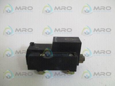 Telemecanique Ps1-e10 Pneumatic Valve Manifold Used