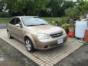 Used car for sale - 2005 CHEVROLET OPTRA LS