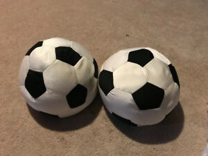 Soccer Ball Pillow Decor