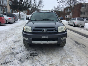 toyota 4runner autos usag es dans grand montr al petites annonces class es de kijiji. Black Bedroom Furniture Sets. Home Design Ideas