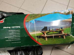 Dining Canopy for picnic