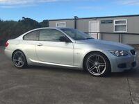 2012 BMW 320d M Sport **LOW MILES** Coupe Plus Edition SAT NAV LEATHER
