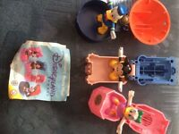 1995/1996 vintage McDonald's toys