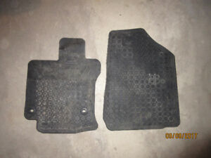 2009 2010 2011 2012 Toyota Venza Rubber mats front