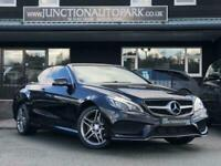 Used, 2014 Mercedes-Benz E Class 2.1 E250 CDI AMG Sport Cabriolet 7G-Tronic Plus 2dr for sale  Llandudno Junction, Conwy