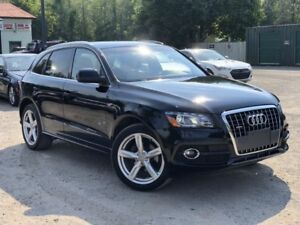 2011 Audi Q5 No-Accidents S-Line Quattro AWD Pano Roof