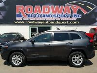 2015 Jeep Cherokee North 4x4 9 SPD AUTOMATIC