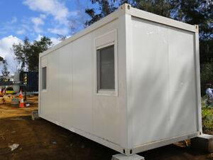 BRANDNEW PORTABLE OFFICE, SITE SHED,BUILDING 6mx2.4mx2.6m (LxWxH)
