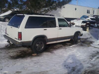 1994 GMC Jimmy s15 Other
