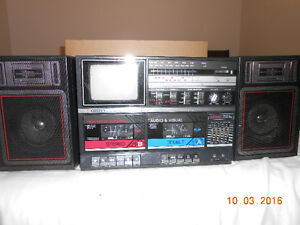 STEREO WITH RADIO AND TAPE DECK Edmonton Edmonton Area image 3
