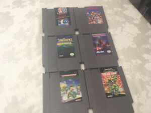 Games for Original Nintendo NES