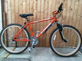 Excellent Orange Gringo Mountain Bike
