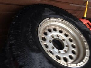 "35"" mid tires for big Ford***17"" rims"
