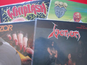 HEAVY METAL / PUNK / SYNTH / ETC. RECORDS FOR SALE: