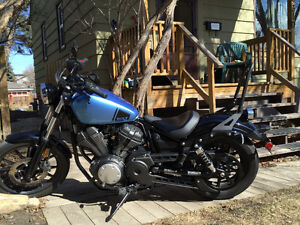 yamaha bolt with extras