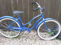 Gently Used  Blue Cruiser for Sale