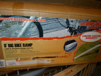 brand new 8ft bike ramp