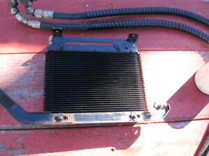 1980's FORD POLICE PACKAGE Small Block ENGINE OIL COOLER