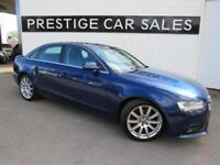 2014 Audi A4 1.8 TFSI SE Technik 4dr Petrol blue Manual