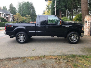 2006 Ford F250 LOW KM
