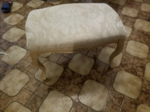 FREE GRATUIT Classic stool bench