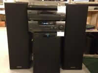 Mint Condition Kenwood Record/Sound System