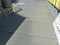 Old South Roofing - Flat Roofing - Torch - Tar & Gravel