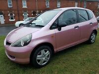 Honda Jazz 1.4i-DSI S Pink PX Swap Anything considered