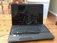 Toshiba laptop for sale. $200