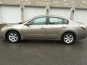 2008 Nissan Altima SL 4Cylindres Toit ouvrant/Cuir Propre 3,898$