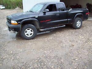 1998 Dodge Dakota Pickup Truck 4x4