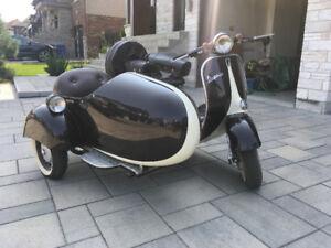 Vespa Sidecar 1960 - 150cc